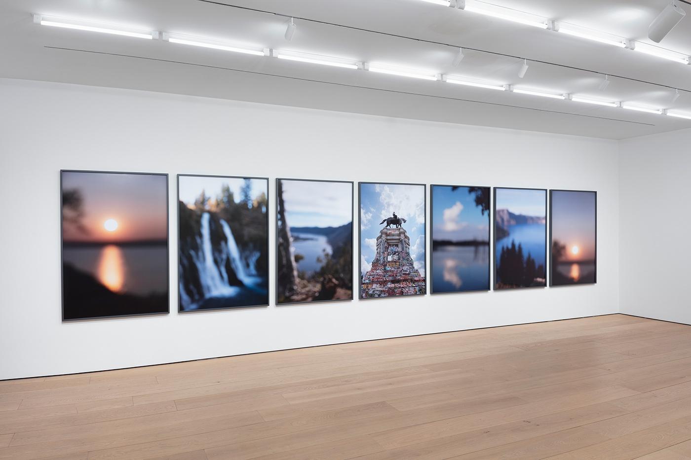 CATHERINE OPIE, Untitled (monument/monumental), 2020