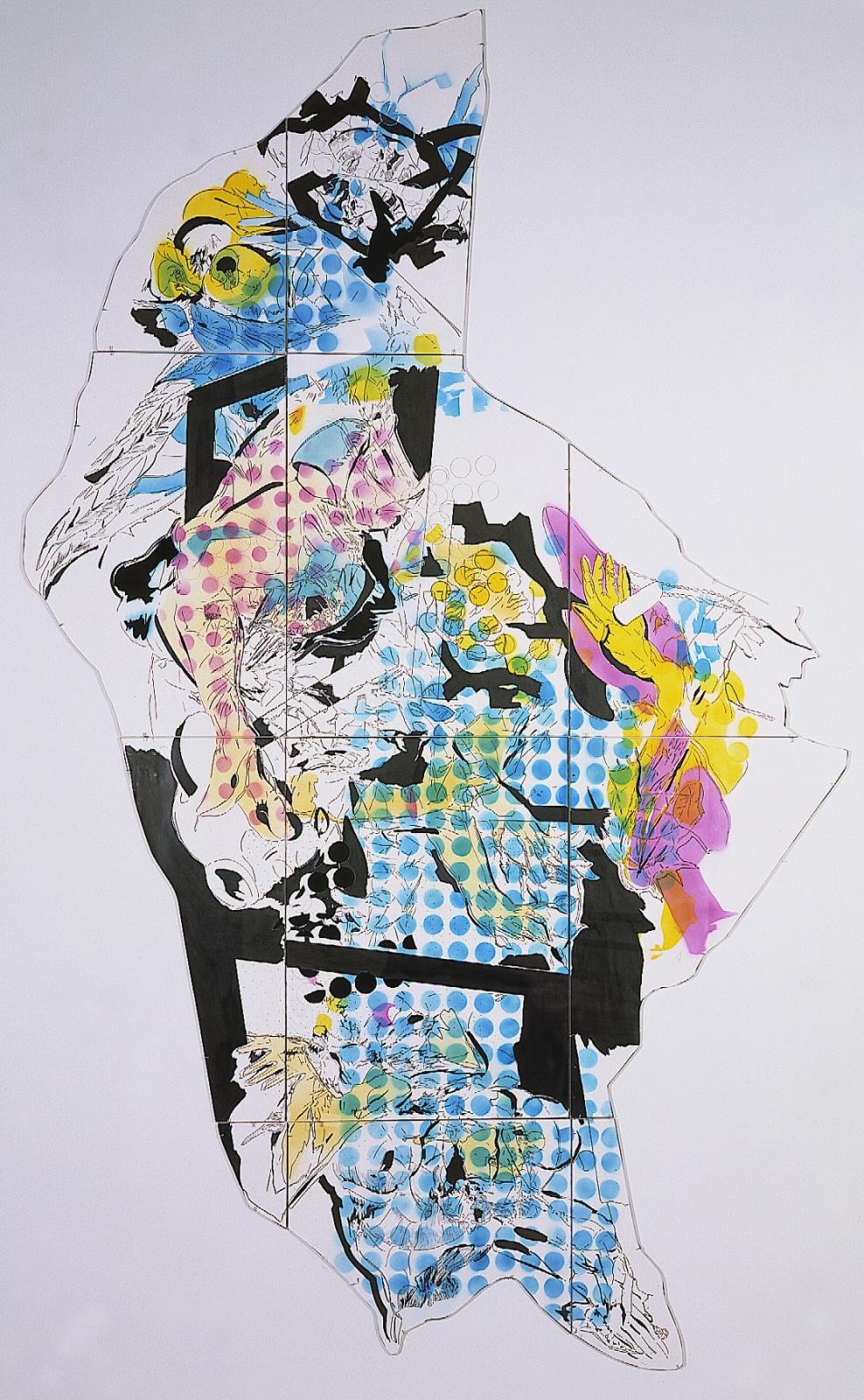 BONNIE COLLURA, Decomposer, 2000