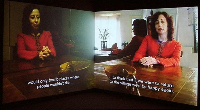 1+1=1, 2002 Installation at Istanbul Biennial