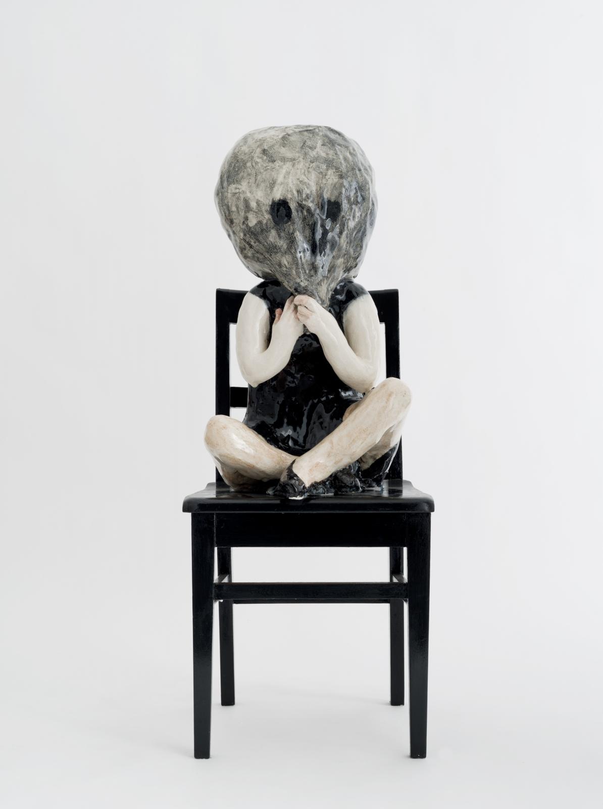 克拉拉·克莉斯塔洛娃 She's got a good head, 2010