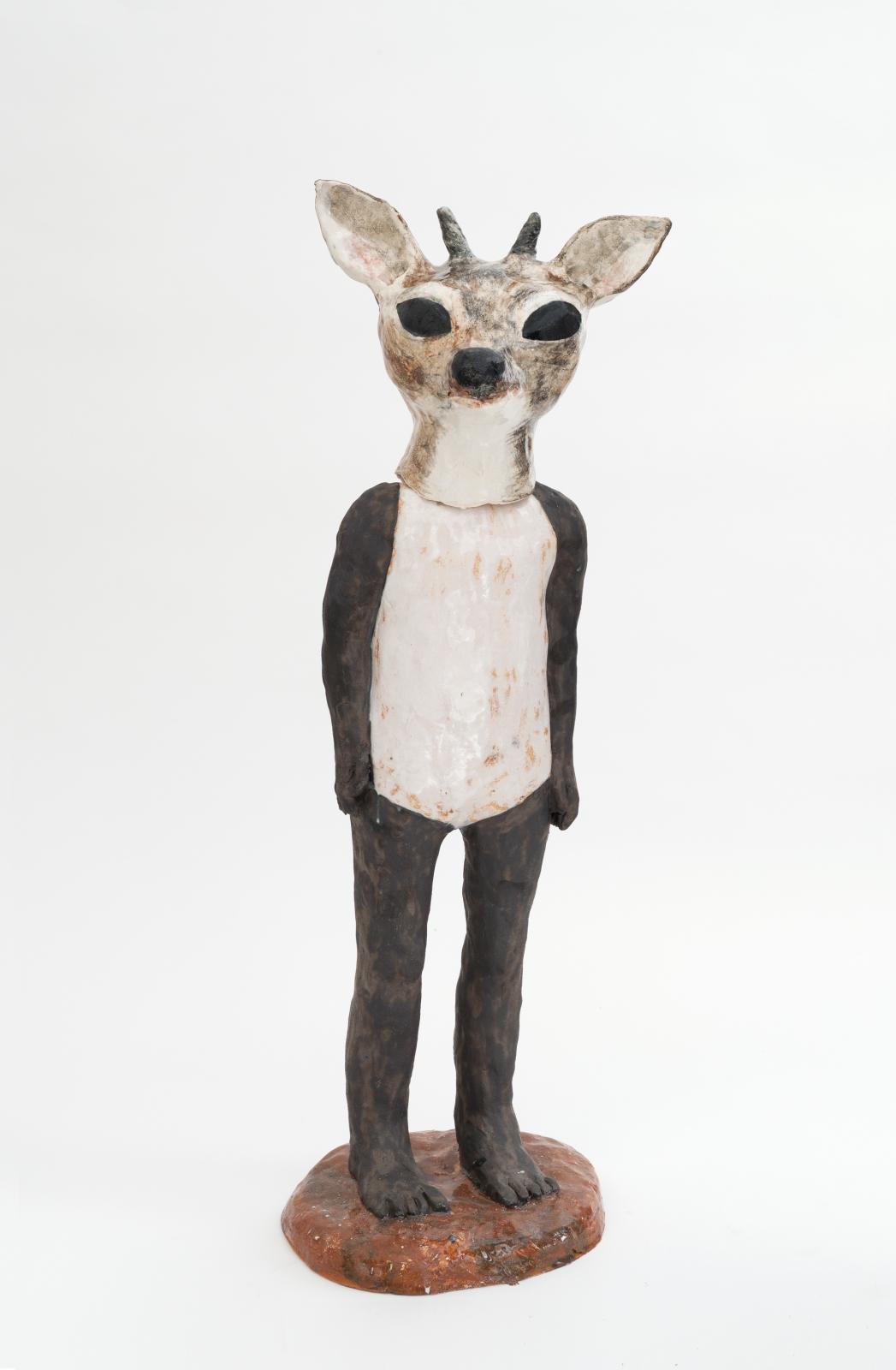 克拉拉·克莉斯塔洛娃 Deer, 2011
