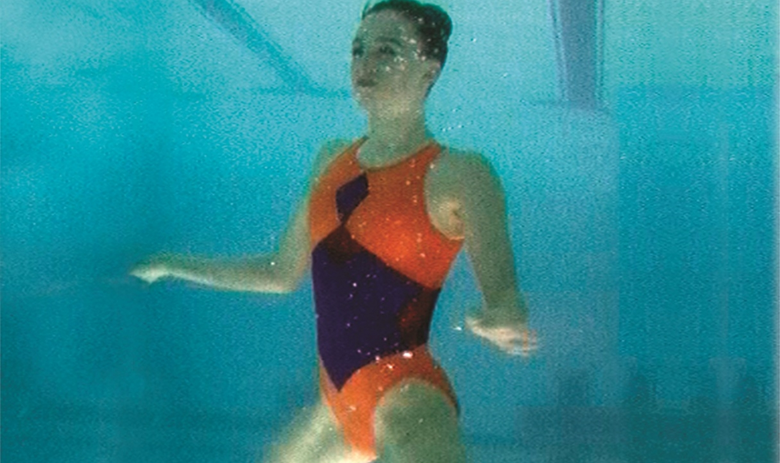 Janet Biggs, Airs Above the Ground (video still)