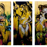 Sofia Maldonado: Concrete Jungle Divas