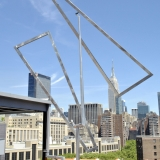 Outdoor Kinetic Sculpture
