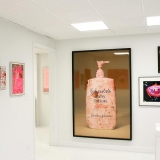 Think Pink: Curated by Beth Rudin Dewoody