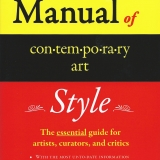 Pablo Helguera: The Pablo Helguera Manual of Contemporary Art Style