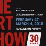 William Tucker in the ADAA: The Art Show