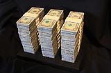 American Dollars in Bronze