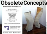 "CINDY STELMACKOWICH APPEARS IN ""OBSOLETE CONCEPTS"" AT ROBERT McLAUGHLIN GALLERY IN OSHAWA FROM NOVEMBER 6, 2010, TO JANUARY 2, 2011"