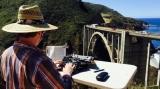 Tim Youd all'Ara Pacis: ribatterà a macchina il romanzo Augustus