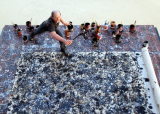 Miniature Models Reveal the Inside of Famous Artists' Studios