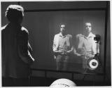 La video en majesté au Jeu de Paume: Peter Campus et Ali Cherri