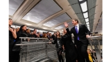 Governor Cuomo and Chairman Prendergast Celebrate On-Time Opening of Second Avenue Subway