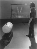 Peter Campus: video ergo sum (expo à Paris)