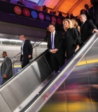 Gov. Cuomo celebrates completion of Second Ave. Subway with MTA