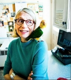 New York Times: At Home with Roz Chast