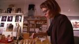 Elizabeth King: In her Studio