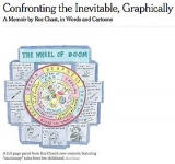 "New York Times, Review of Roz Chast's new book ""Can't We Talk About Something More Pleasant?"""