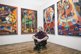 Peter Schenck interviewed on Two Coats of Paint