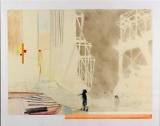 Kristen Schiele on Mill Fine Art
