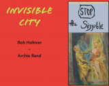 Bob Holman and Archie Rand | Invisible City