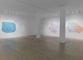 Howardena Pindell: Recent Paintings