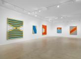Nicholas Krushenick: Nine Paintings