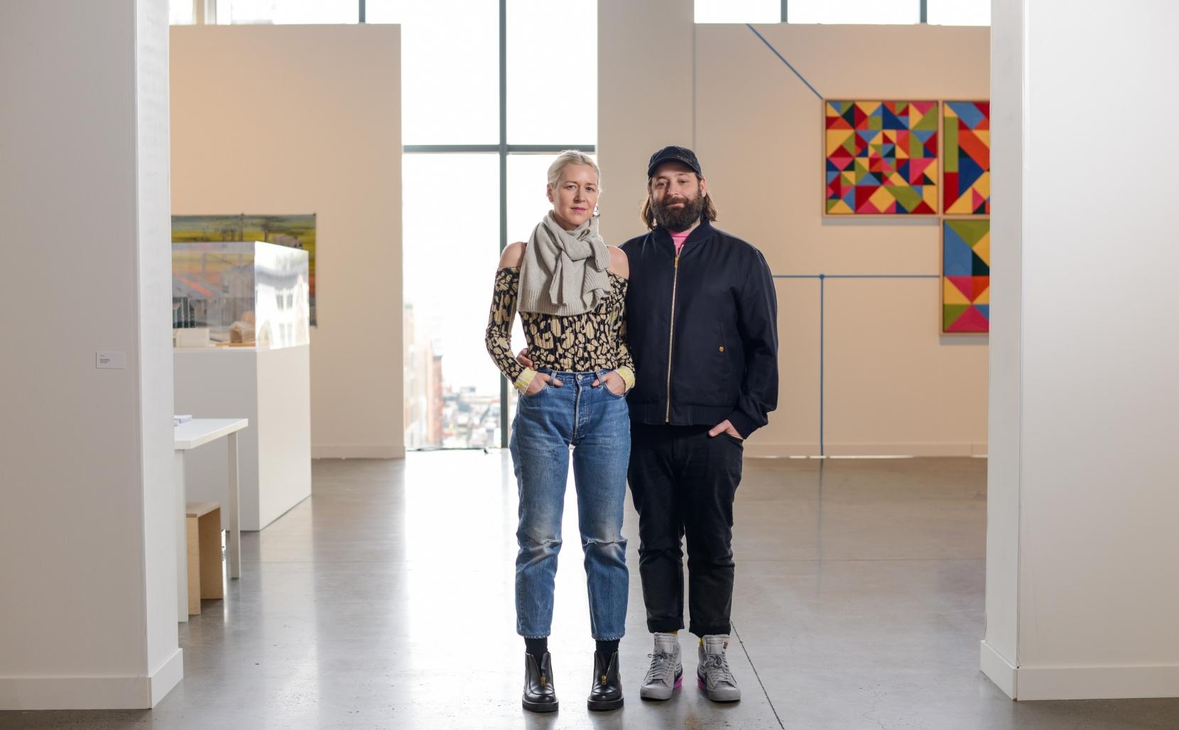 Collector Profile: Kristen and Joe Cole