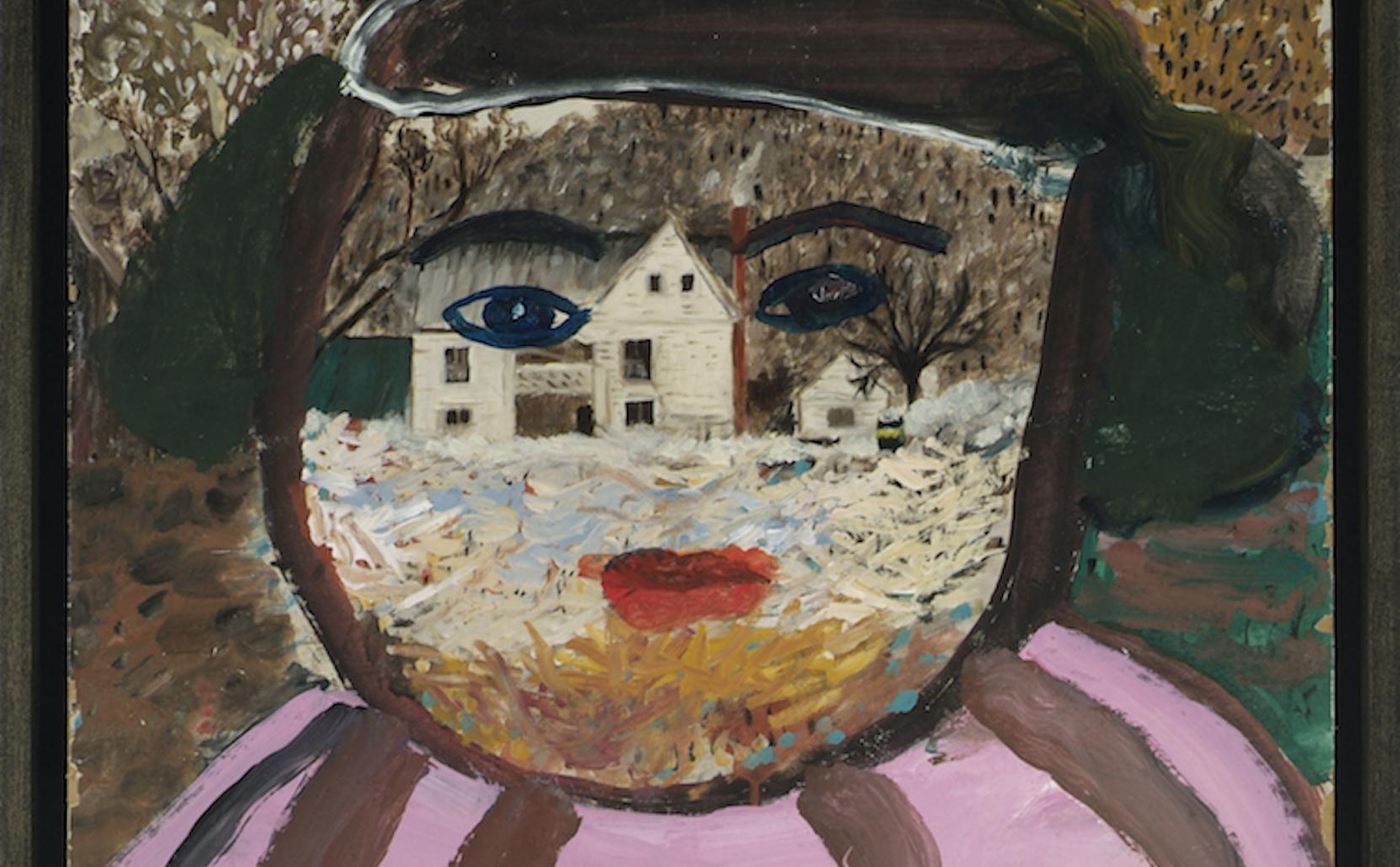 When the Night Speaks: On the Portraits of Margot Bergman