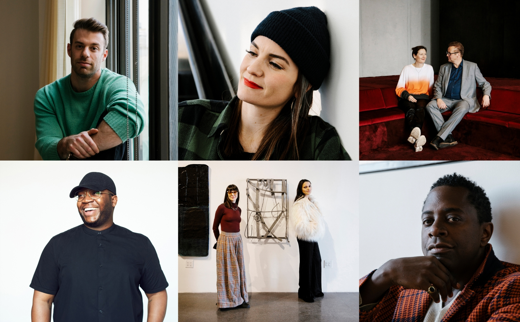 Art Voices: New Spaces