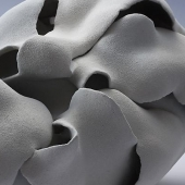 Desert Bloom: Form and Motion in Clay
