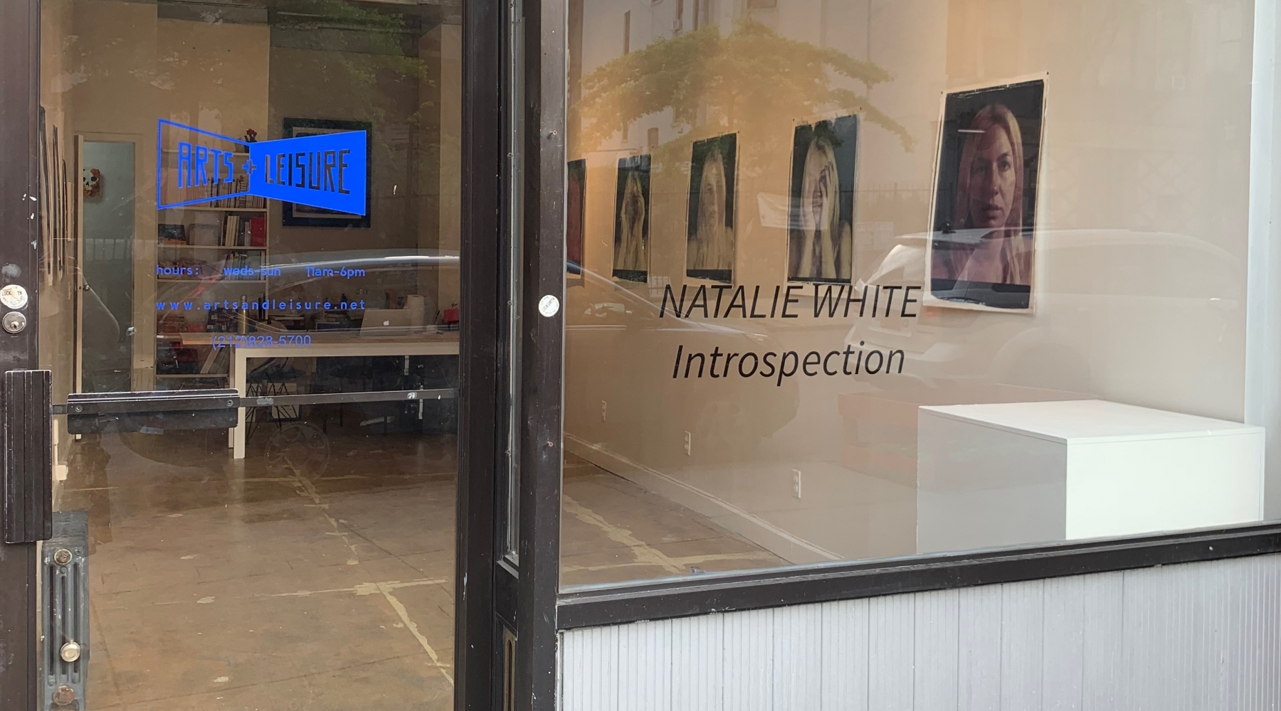 "Natalie White ""Introspective"" May 20th - July 7th 2019"