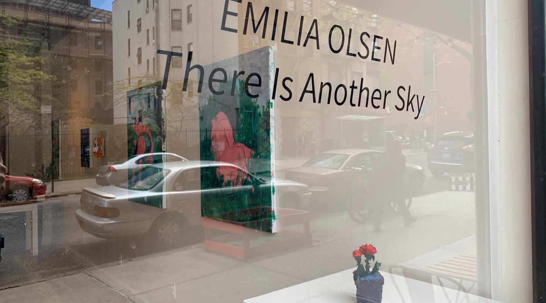 "Emilia Olsen ""There Is Another Sky"""