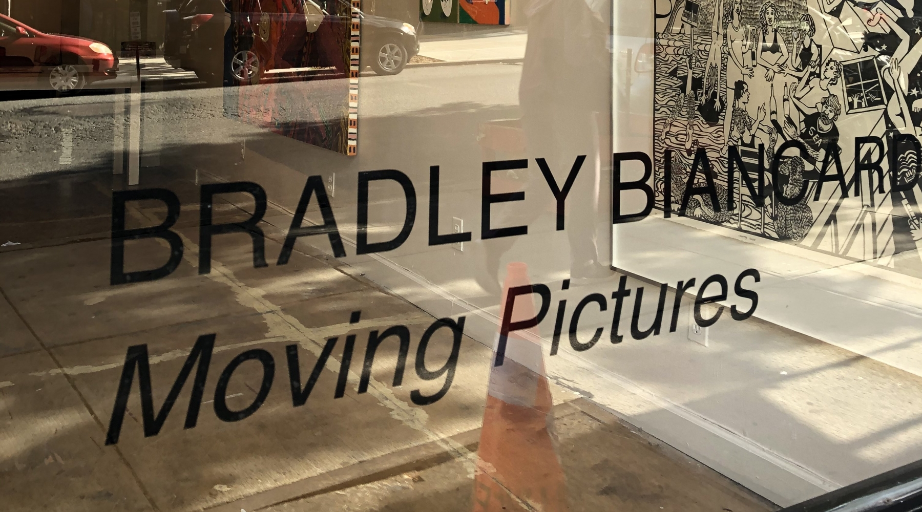"Bradley Biancardi - ""Moving Pictures"" - through November 10"