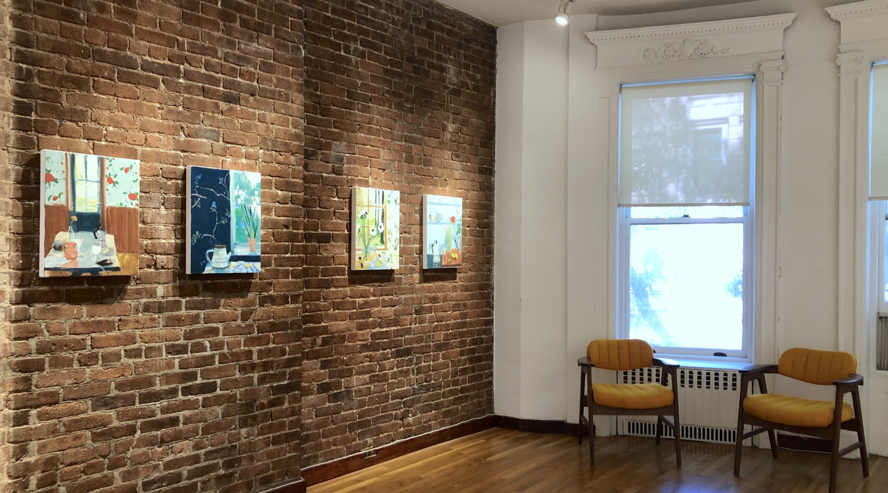 Melanie Parke: Inhabit September 9 - October 21, 2021 @ Susan Eley Fine Art, 46 W 90th, NYC