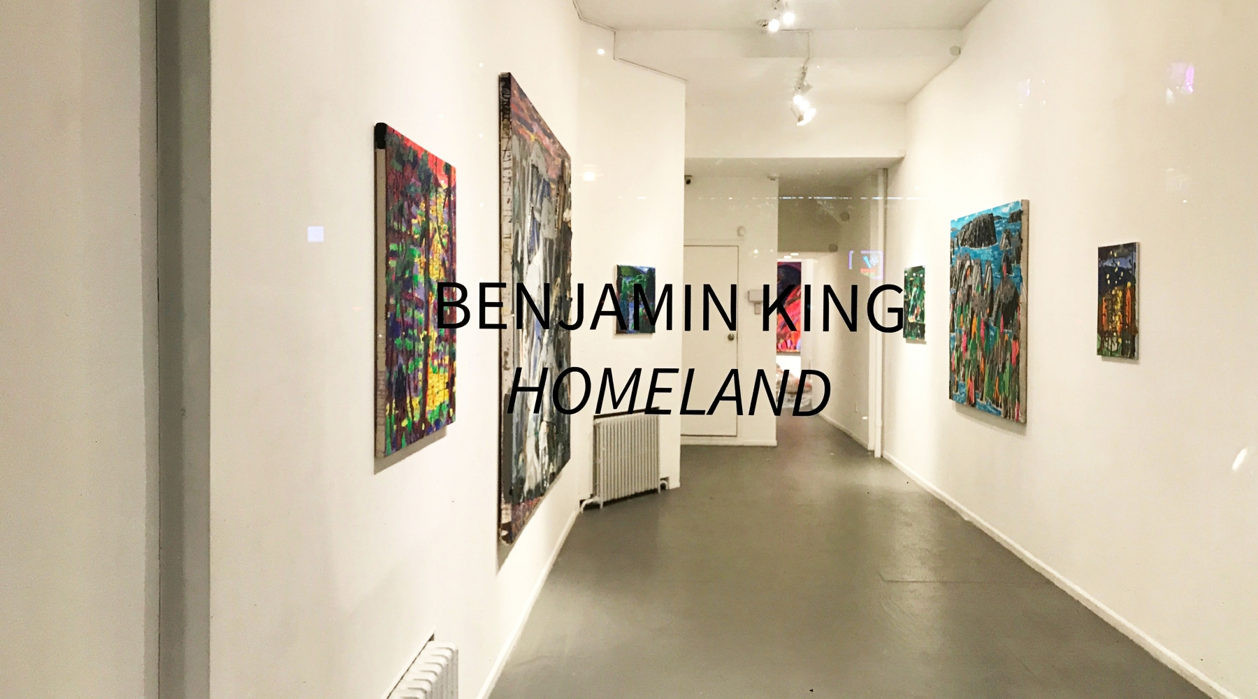 "Benjamin King ""Homeland"""