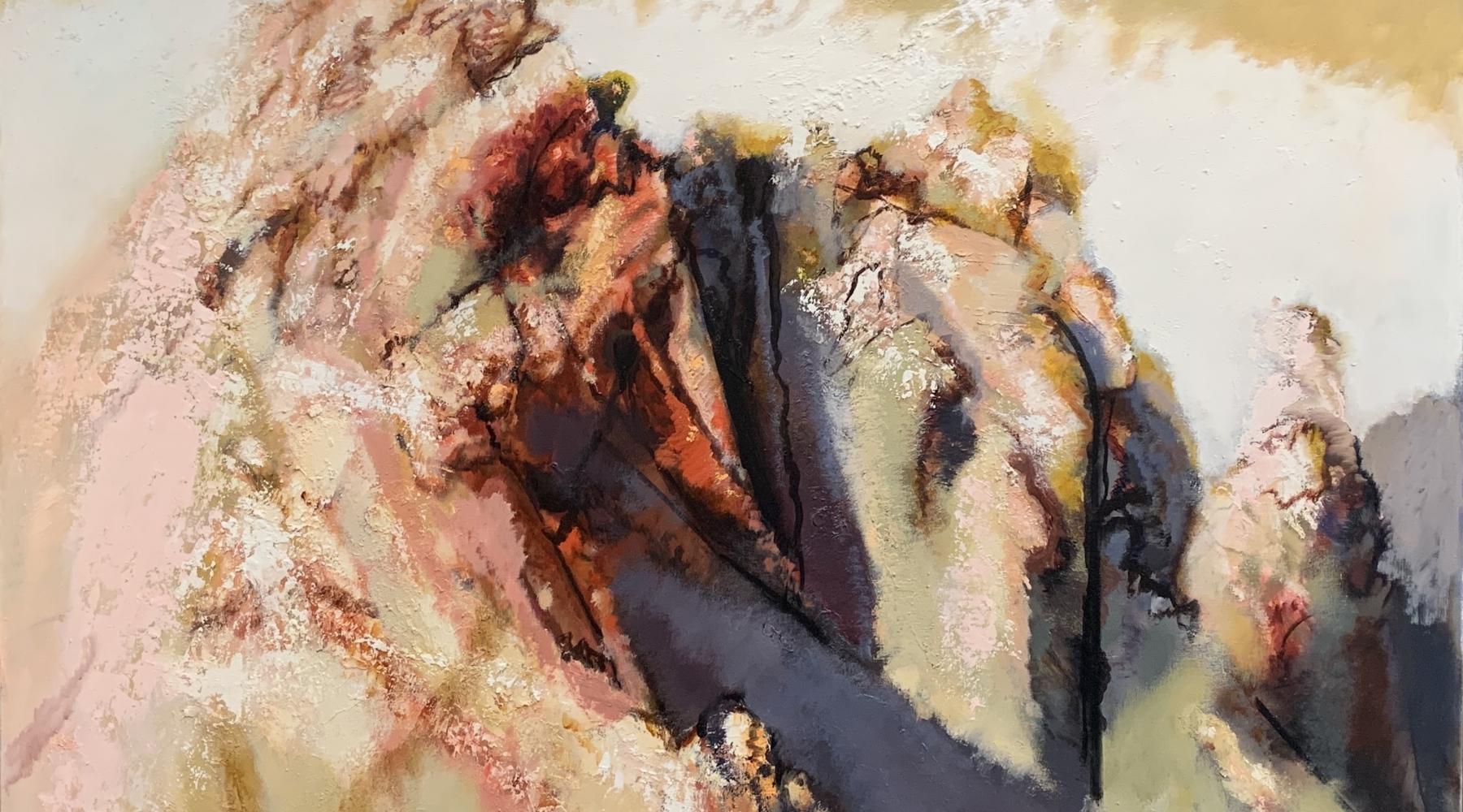Doug Snow, utah artist, abstract, landscape, David Dee Fine Arts