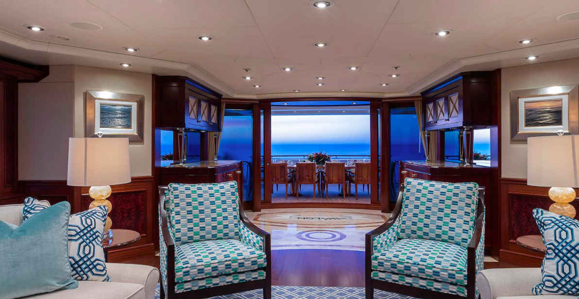 Luxury Yacht Art Consulting Services