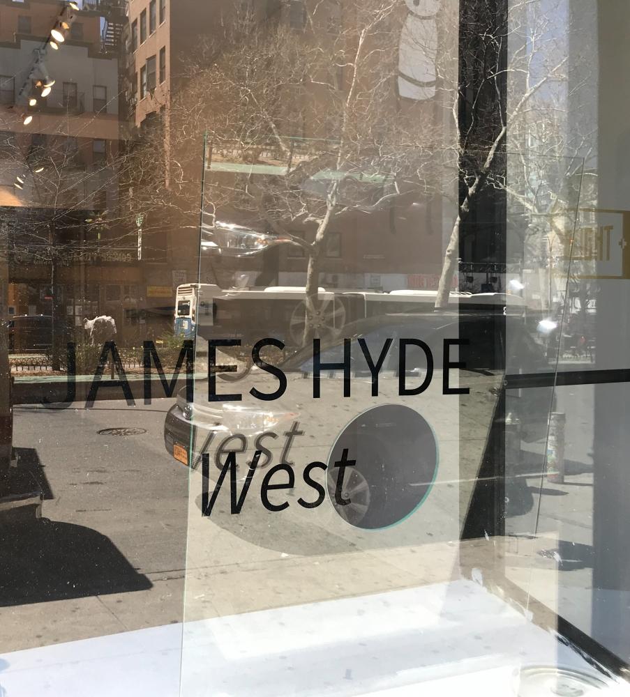 "James Hyde, ""West"""