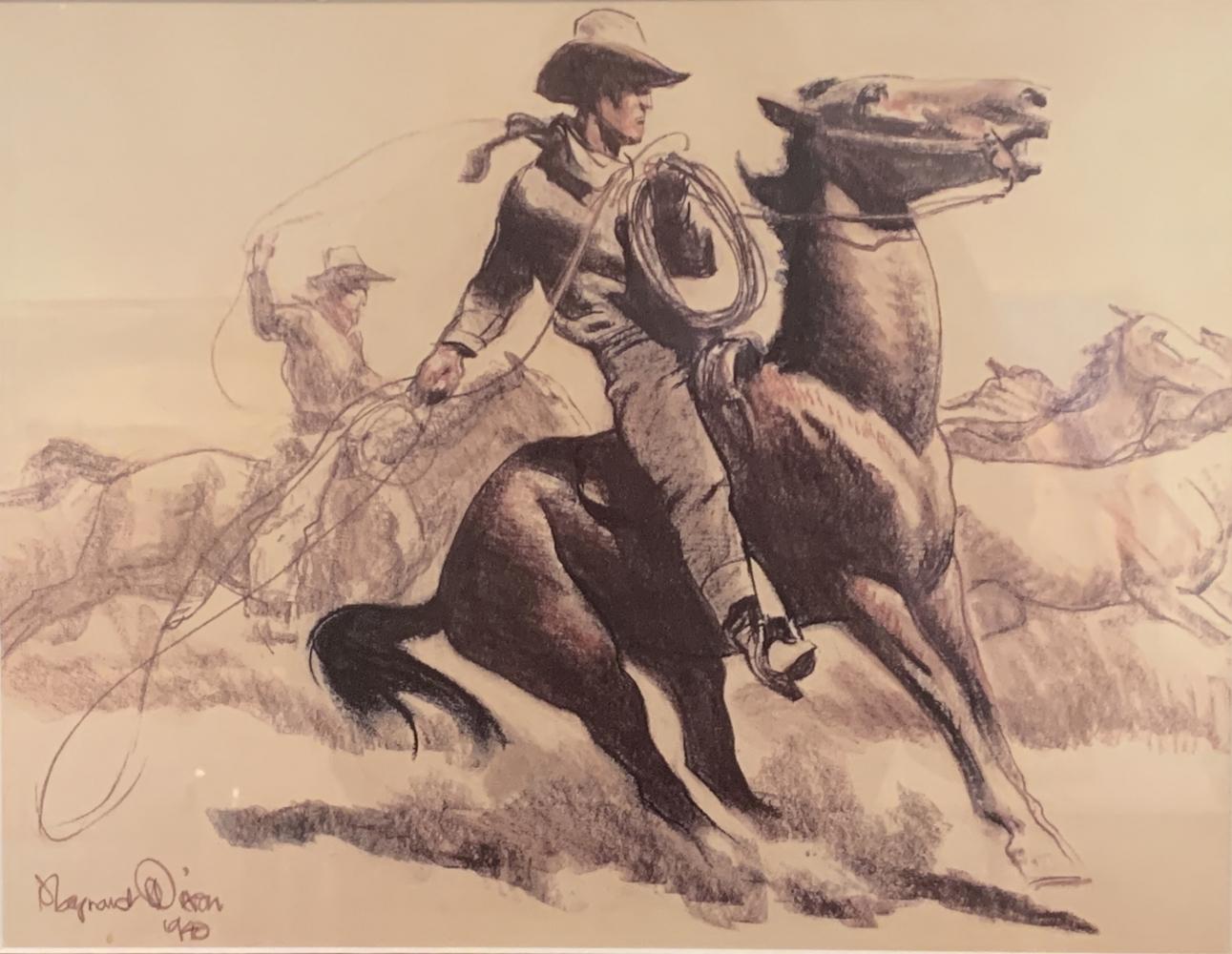Maynard Dixon, american west, historical art