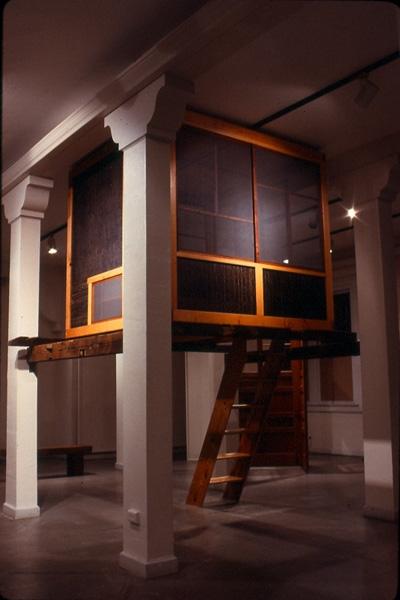 Original installation at the East Hawaii Cultural Center, Hilo, HI, 1999.