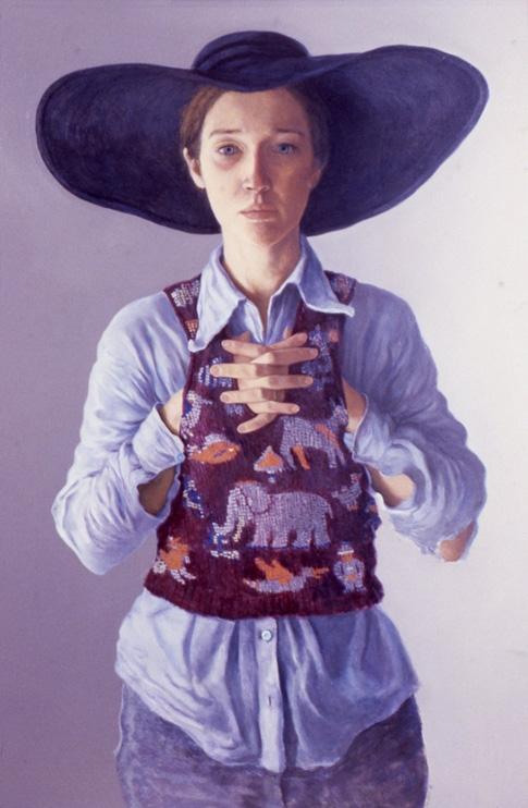 Deborah Deichler, Lot's Wife, 1978.