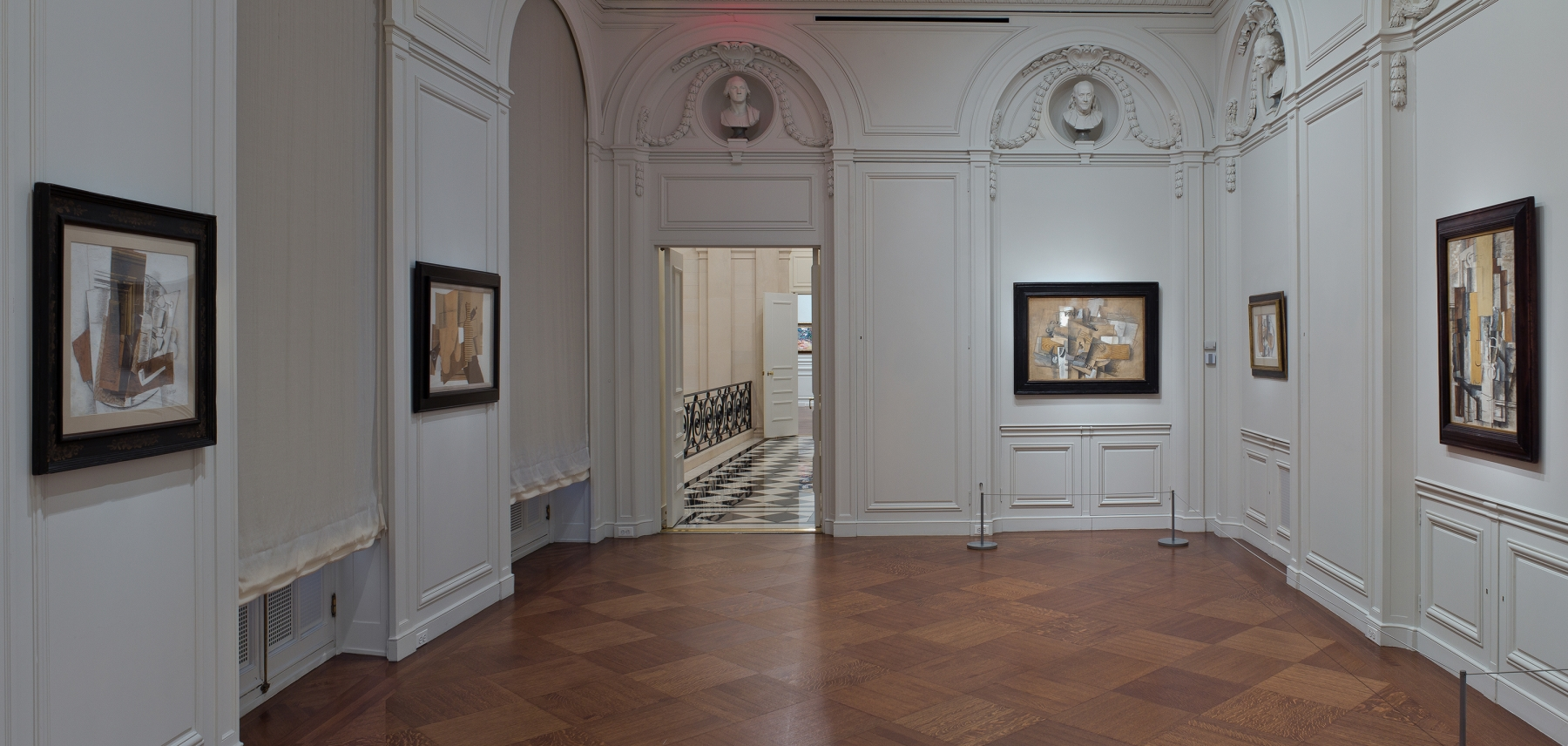 Georges Braque install