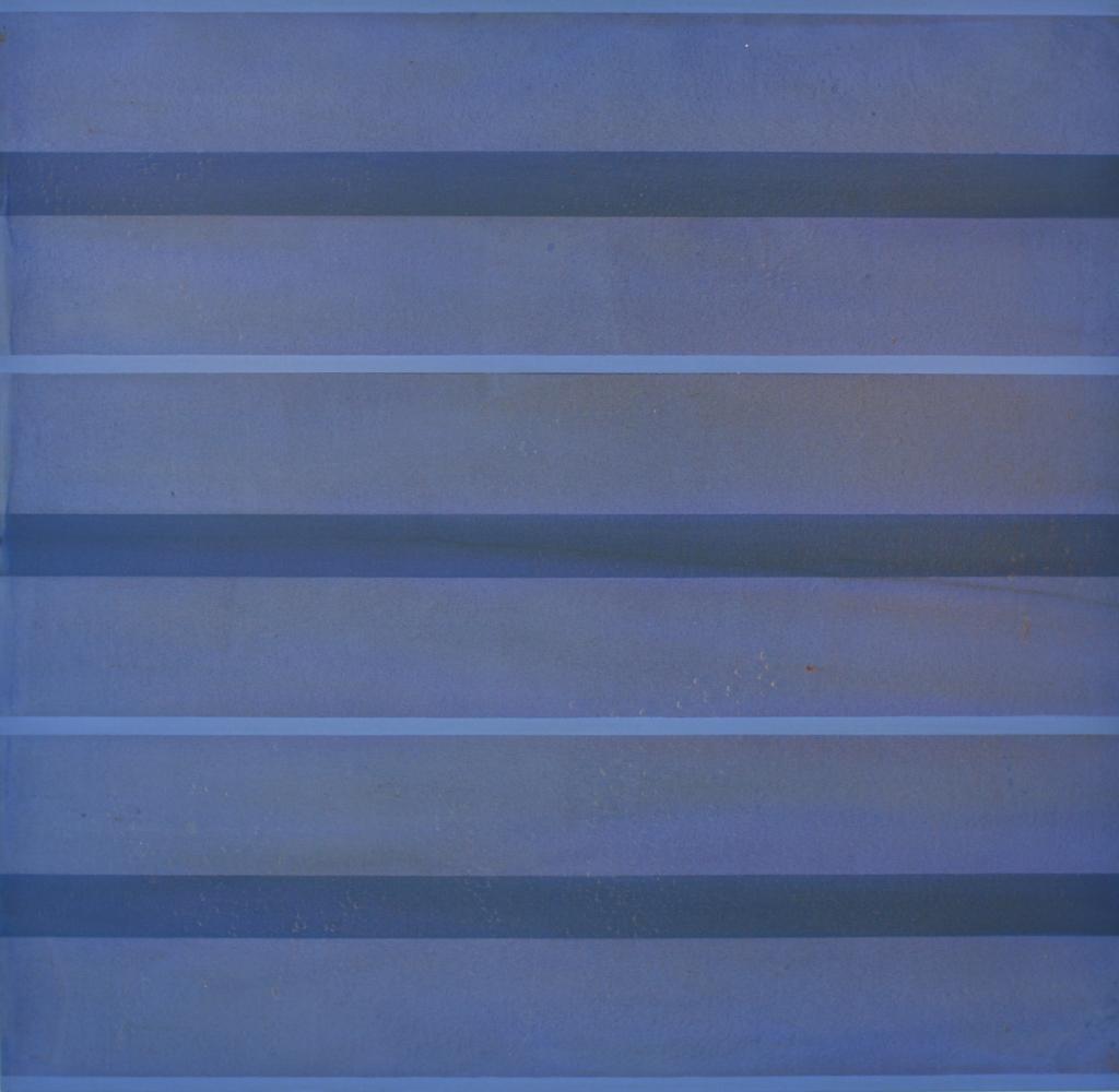 """BLUE, 2009 Acrylic on canvas, 55 1/2"""" x 55 1/2"""""""""""