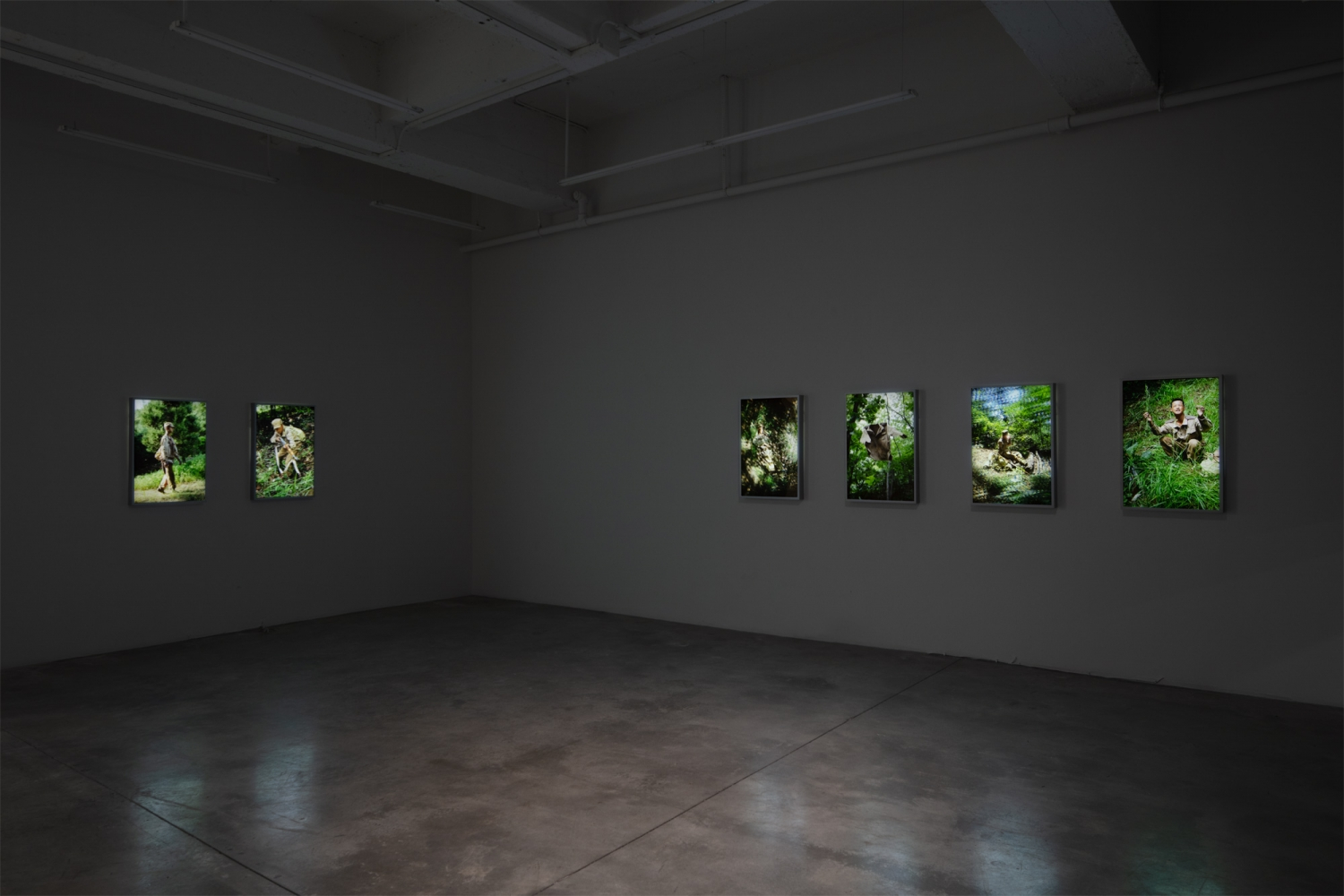 Park Chan-kyong (b.1965) Child Soldier, 2017-2018 Photo in light box 32.68 x 22.05 x 2.76 inches 83 x 56 x 7 cm Edition 1/5, 2 AP