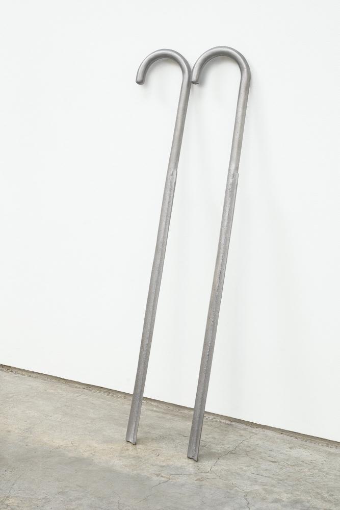 Chung Seoyoung (b.1964) Cane, 2013, Aluminum, Tina Kim Gallery