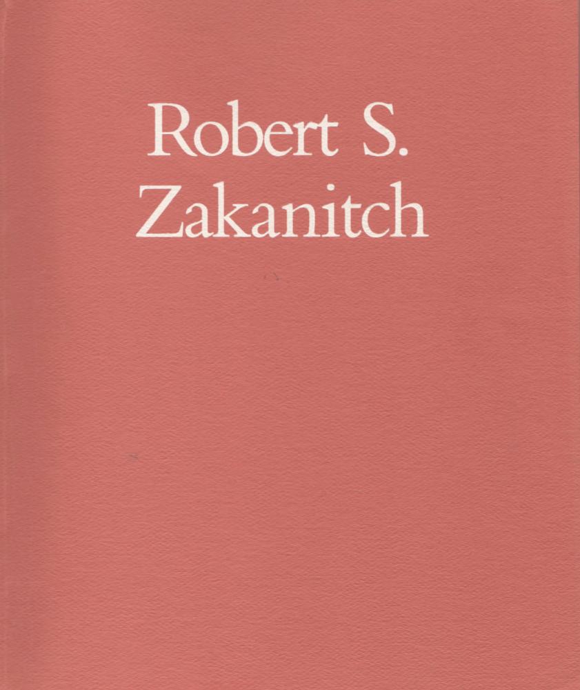 Robert Miller Gallery exhibition catalog.