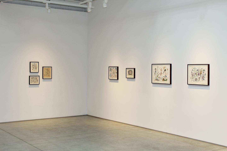 Jeff Keen, installation view