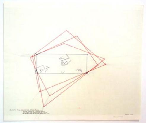 Installation Study, 1977