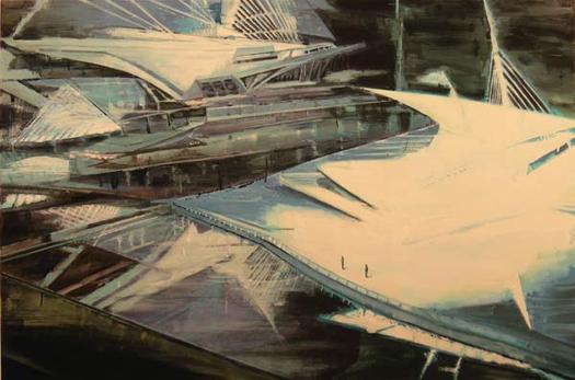 Untitled (White Heat), 2006
